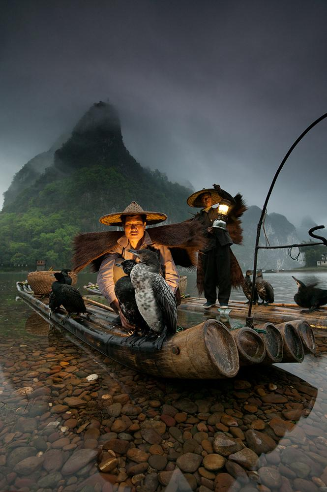 Art Wolfe Working the Image The Night Fisherman05