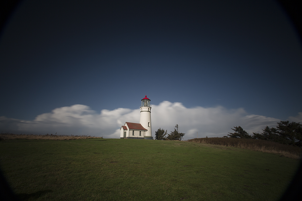 Lighthouse, Cape Blanco BEFORE 1000