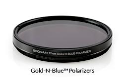 GoldNBluePolarizers