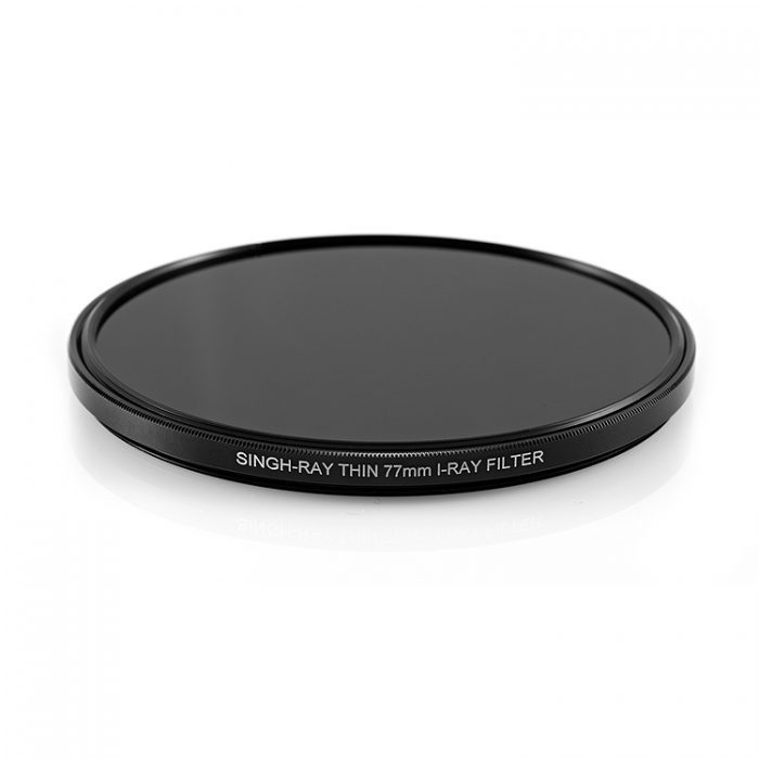 I-Ray Infrared Filter with Thin Ring