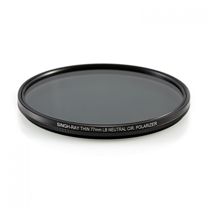 LB Neutral Polarizer with Thin Ring