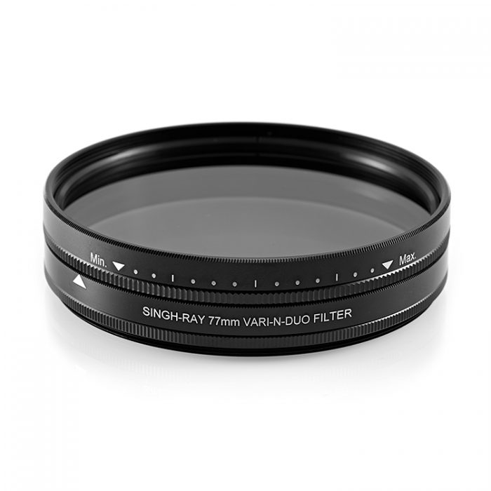 Vari-N-Duo™ Variable Neutral Density Filter