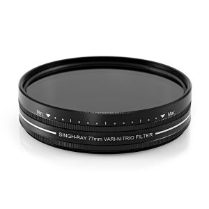 Vari-N-Trio™ Variable Neutral Density Filter