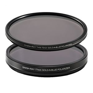 "LB ""Lighter, Brighter"" Gold-N-Blue Polarizers"